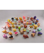 LPS 20Pcs/bag Little Pet Shop Toys Littlest cartoon Animal cute Cat Dog ... - $29.03