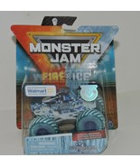 2020 MONSTER JAM MONSTER TRK - FIRE & ICE EDITION - ICE NORTHERN NIGHTMA... - $9.95