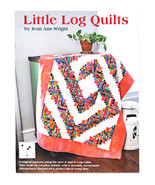 Little Log Quilts by Jean Ann Wright - $17.00