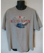 Vintage Boston Red Sox Men's Medium T Shirt Lee Sport MLB Baseball - $15.67