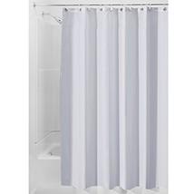 InterDesign Mildew-Free Water-Repellent Fabric Shower Curtain, 72-Inch b... - $18.81