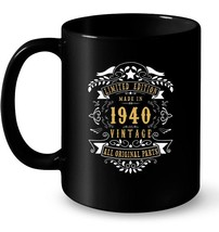 78 years old Made Birth 1940 78th Birthday Bday Gif Gift Coffee Mug - $13.99+
