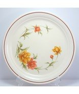 "Noritake Trinidad Chop Plate 12.25"" Round Platter Floral Keltcraft Stone... - $21.78"