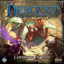 Descent Second Edition: Labyrinth of Ruin Expansion - $63.00