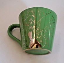 Tinkerbelle green coffee mug with gold graphic Disney - €22,64 EUR