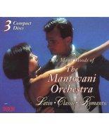 Many Moods of [Audio CD] Mantovani Orchestra - $3.71