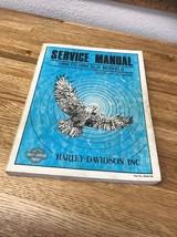 Harley-Davidson Official Factory Service Manual |P/N 99484-90 | 86-90 XLH Models - $48.50