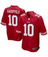 Youth San Francisco 49ers Jimmy Garoppolo Scarlet Game Jersey