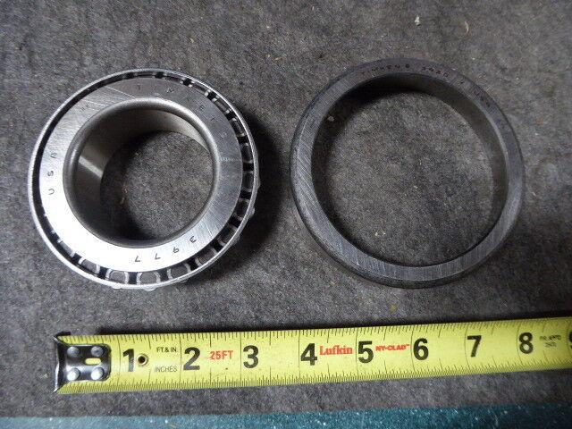 Timken 3977/3920 Tapered Roller Bearing Set