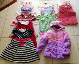 Girls Clothes Lot 11 BONNIE JEAN GYMBOREE CHILDRENS PLACE + See Desc. Si... - $33.14