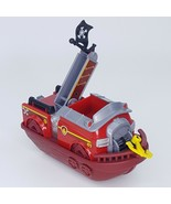 Paw Patrol Marshall's Fire Truck Pirate Pups Ship Boat Vehicle Spin Master - $12.99
