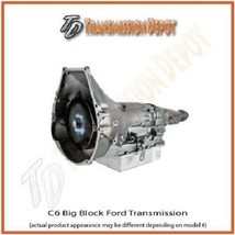 Ford C6  Stock Transmission Big Block  Factory Replacement - $1,480.05
