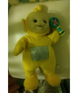 Teletubbies Lala La Laa Yellow Interactive Toy Light Up Magic Dancing - $19.79