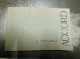 1994-1997 Honda Accord Owners Manual Book - $14.85