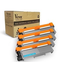 V4INK 4-Pack New Compatible Brother TN630 TN660 Toner Cartridge Black fo... - $56.42