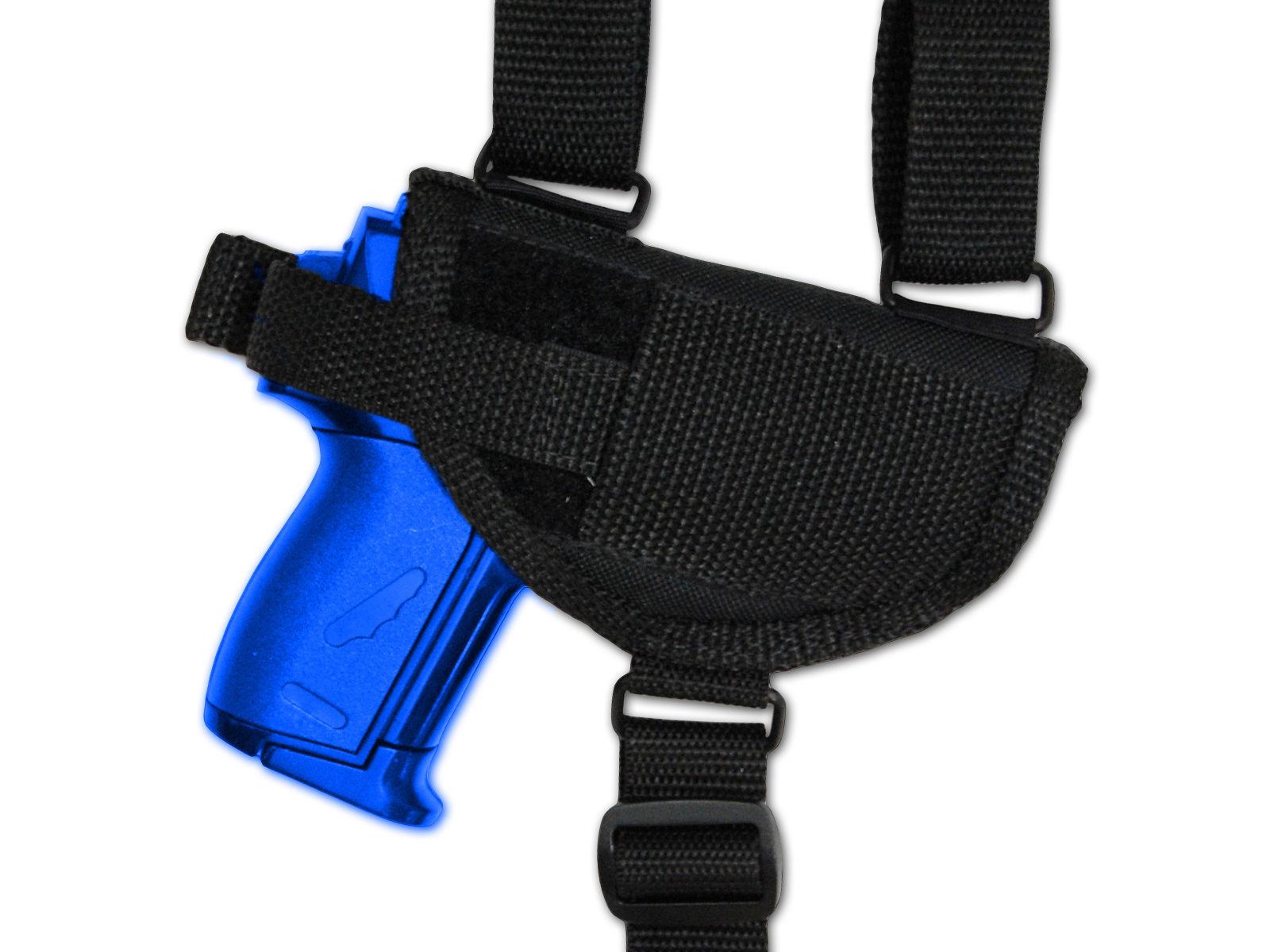 Barsony Gun Horizontal Shoulder Holster for FEG, Makarov Mini/Pocket 22 25 380
