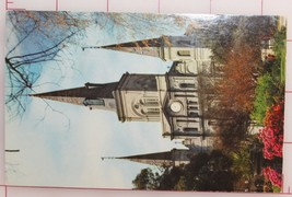ST LOUIS CATHEDRAL NEW ORLEANS LOUISIANA 1954 old postcard - $4.00
