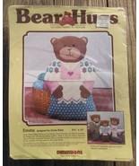"Bear Hugs Emma Dimensions Needlepoint Craft Kit 9.5""x15'' 2289 Gloria Ka... - $29.35"