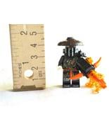 LEGO Ninjago Heavy Metal w/ Weapon Minifigure Minifig 70653 Firstbourne Dragon - $19.99