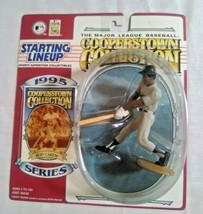 Rod Carew Figurine Card Kenner Starting Lineup Cooperstown Collection 1995 - $9.90