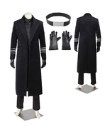 Adult Star Wars 7 General Hux Halloween Cosplay Costume Men Full Suit - $152.52