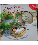 Baby's First Lullabies - w/CD - Hardcover -NEW - $16.00