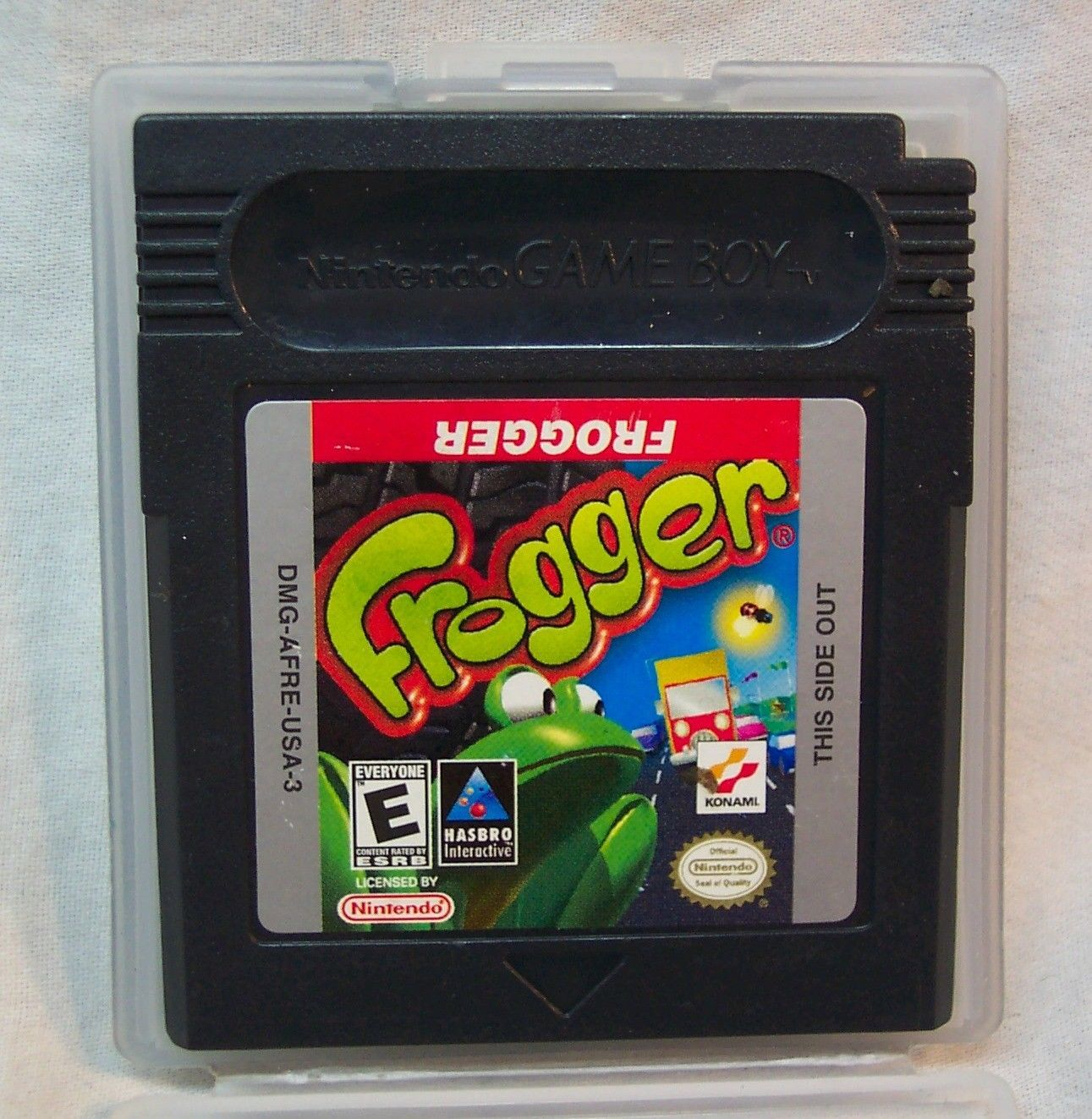 FROGGER Nintendo Game Boy Color VIDEO GAME CART ONLY