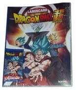Dragon Ball Super Lamincards Empty Binder + Pack Diramix - $9.00