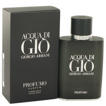 Giorgio Armani Acqua Di Gio Profumo 2.5 Oz Eau De Parfum Spray - $94.80