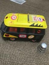 """Mego 8"""" 1975 WGSH Batman Bat Lab Van Volkswagon Bus All Original - $227.69"""