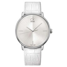 Calvin Klein K2y2x1k6 Stainless Steel Crocodile Mineral Women's Watch - $259.73