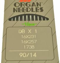 Organ Sewing Machine Needle 16X231-90 - $7.44