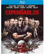 The Expendables (Blu-ray/DVD, 2010) - $0.00