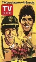 Chips/Erik Estrada Larry Wilcox TV Guide Magnet - $7.99