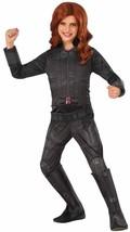 Black Widow Captain America Civil War Marvel Superhero Halloween Child Costume - $46.14