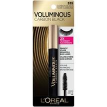 L'Oreal Voluminous Original Washable Bold Eye Mascara, 335 Carbon Black - $6.92