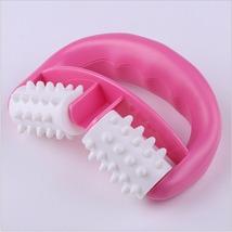 Handheld Massager Roller Foot Hand Body Neck Head Leg Anti Cellulite Pai... - $12.99
