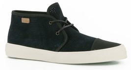 VANS Rhea SF (Square Perf) Black Suede Mid Boots Womens Size 9.5 - $47.95