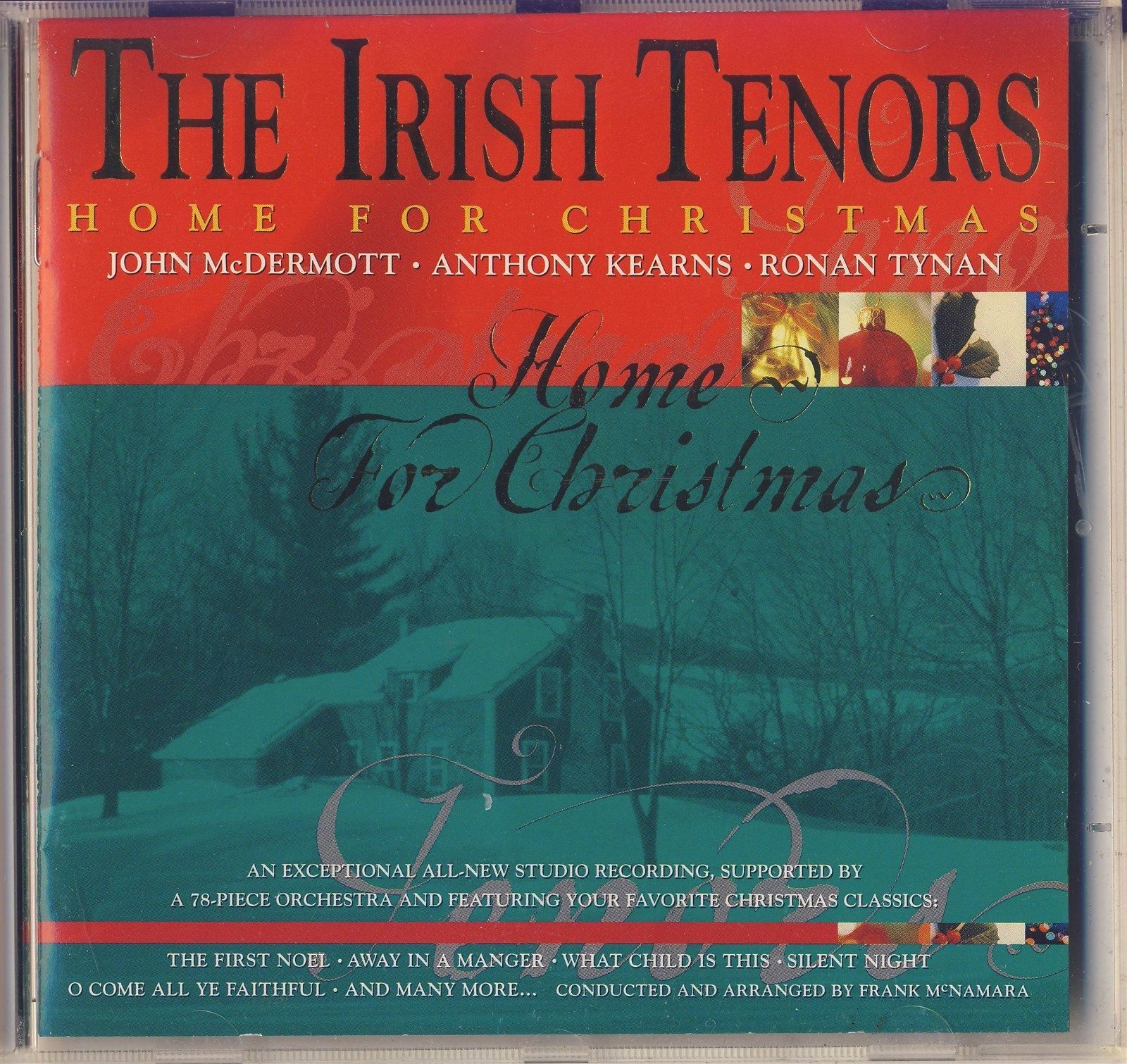 Home for christmas by the irish tenors1