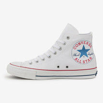 CONVERSE ALL STAR 100 HUGEPATCH HI White Limited Chuck Taylor Japan Excl... - $130.00