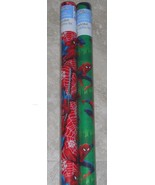 Marvel Spider-Man American Greetings Christmas Wrapping Paper 20 sq ft Roll - $5.50