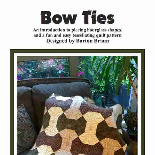 Primary image for Bow Ties Quilt Pattern