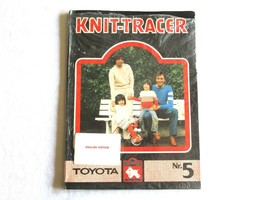 Toyota KNIT TRACER PATTERN PACK #5 for Knit Tracer/Knit Leader Sweaters ... - $12.75