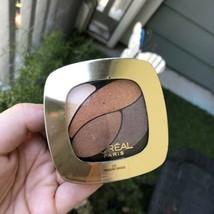 L'Oreal Paris Colour Riche Dual Effects Eyeshadow Treasured Bronze 240 - $6.92