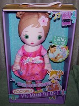 "Mooshka LERA Sing Around the Rosie 14.5""H Cloth Doll New - $25.88"