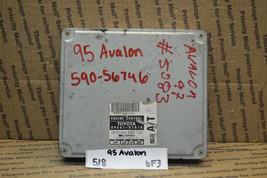 1995 Toyota Avalon Engine Control Unit ECU 8966107010 Module 518-6F3 - $7.69