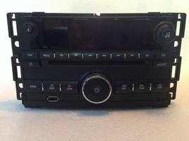 2009-10 Chevrolet Cobalt Pontiac G5 Radio Single Cd Player Aux Plug 2075... - $49.99