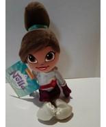 Nickelodeon Nella The Princess Knight Plush - $11.39