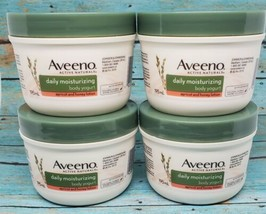 (4) Aveeno Daily Moisturizing Body Yogurt Apricot & Honey Lotion 6.5 Oz Sealed - $61.38