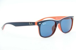 New RAY-BAN Junior Rj 9052 178/80 Blue Authentic Frame Kids Sunglasses 50-15 - $48.34